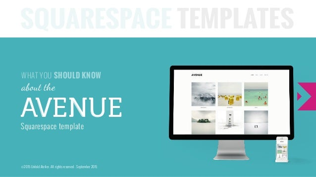 avenue squarespace website template. Black Bedroom Furniture Sets. Home Design Ideas