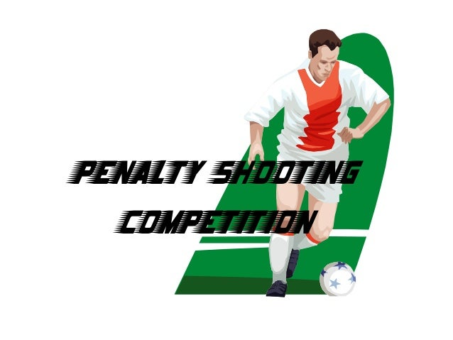 Penalty shootingcompetition