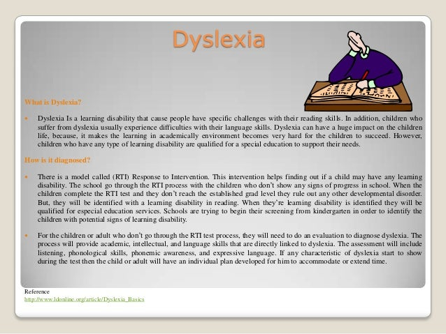 Case Study: Dyslexia - Integrated Listening
