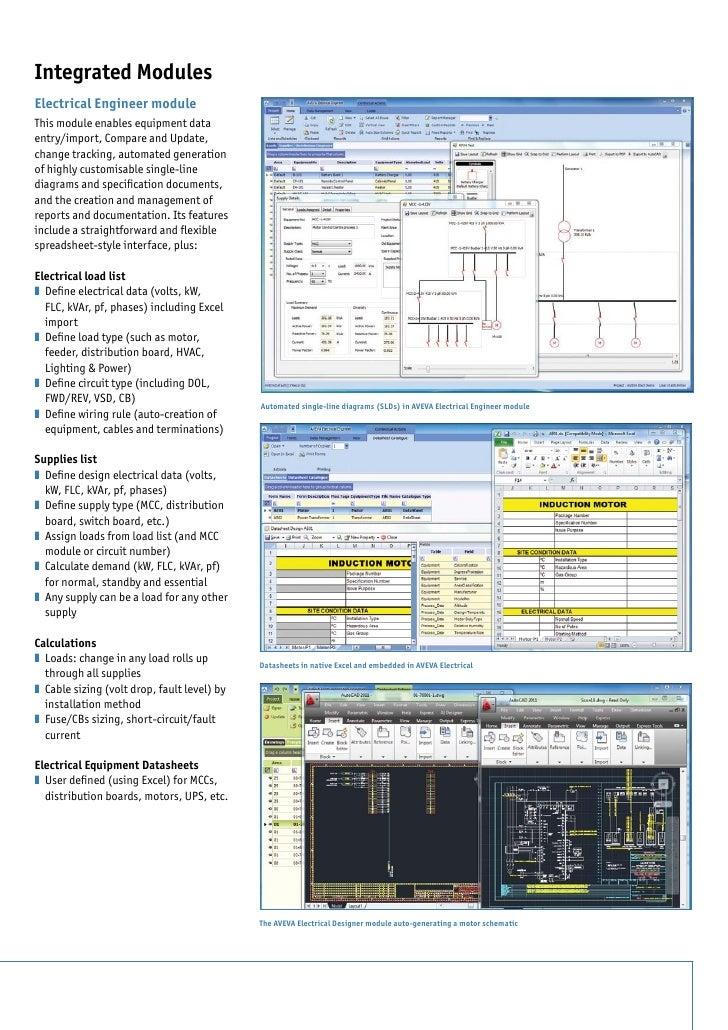 Outstanding Aveva Electrical Wiring Digital Resources Instshebarightsorg