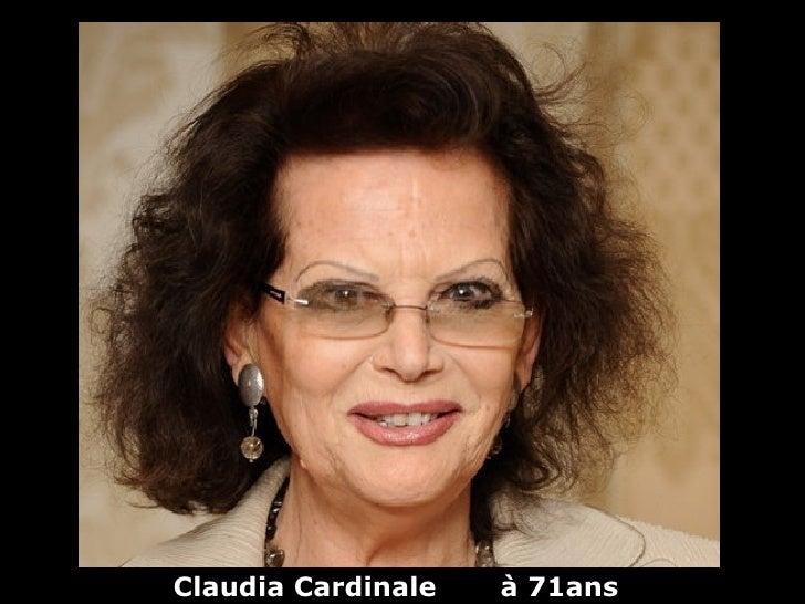 Claudia Cardinale   à 71ans