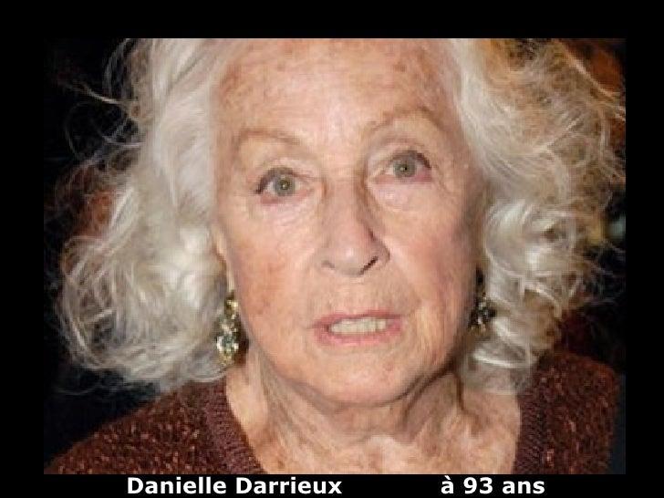 Danielle Darrieux   à 93 ans