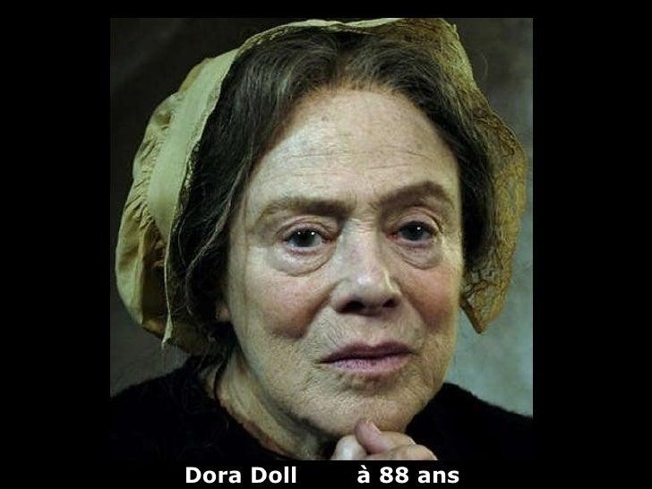 Dora Doll   à 88 ans