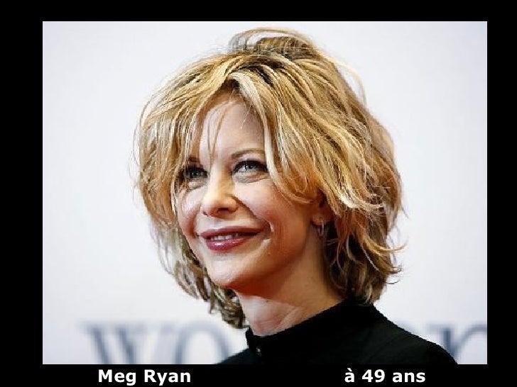Meg Ryan   à 49 ans
