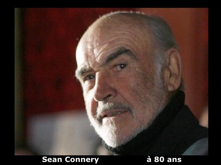 Sean Connery   à 80 ans