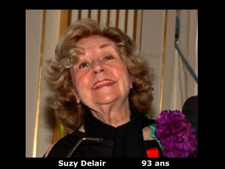 Suzy Delair   93 ans