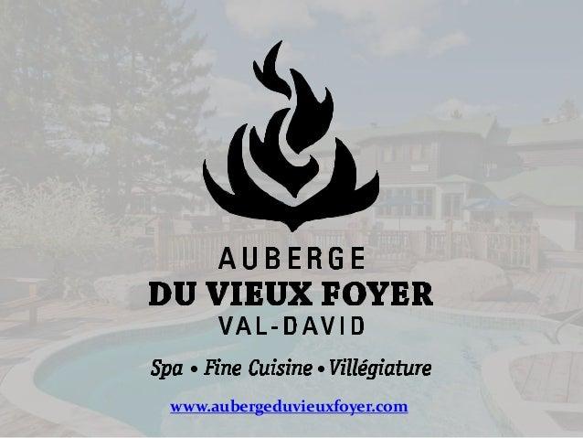 www.aubergeduvieuxfoyer.com