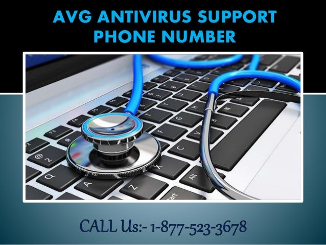 AVG ANTIVIRUS SUPPORT PHONE NUMBER
