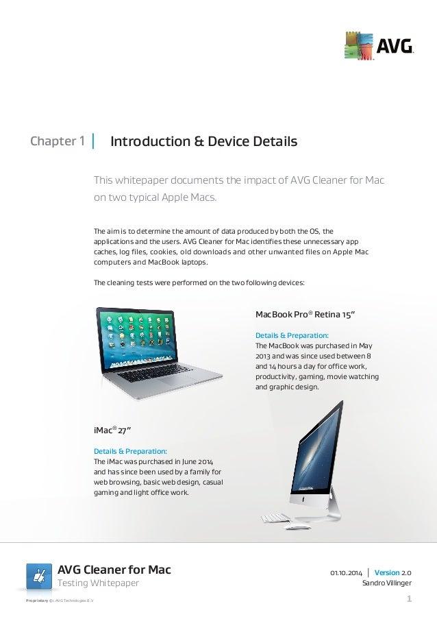 remove avg from macbook