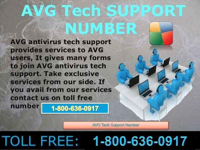 Avg technical support number 18006360917