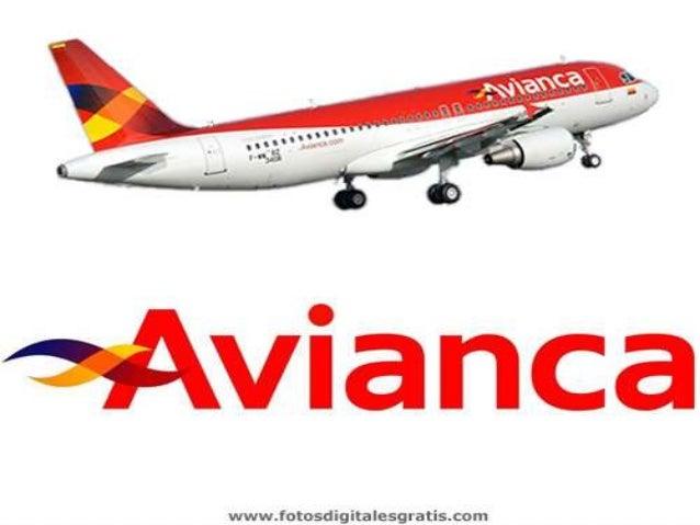 Avianca es la primera aerolínea fundada en América y lasegunda en el mundo, dos meses después de laholandesa KLM. Desde 19...