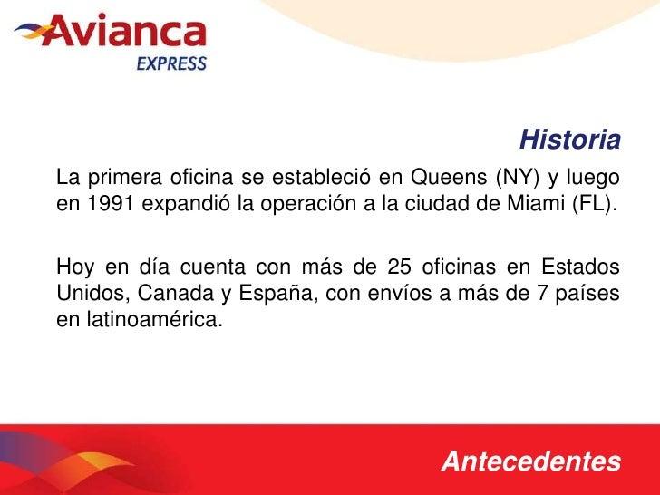 Avianca express for Oficina de avianca en madrid