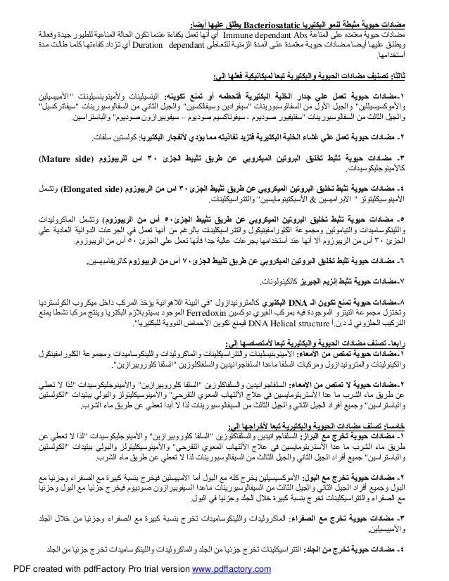 Avian pharmacology Dr Fares El-Khayat Slide 3