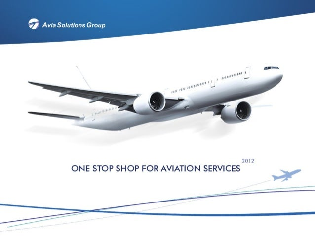 Avia Solutions Group focuses on aviation business solutionsfor airlines, MRO and airports offering consulting,integrated f...