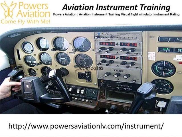 Flight Training in Las Vegas USA | Powers Aviation