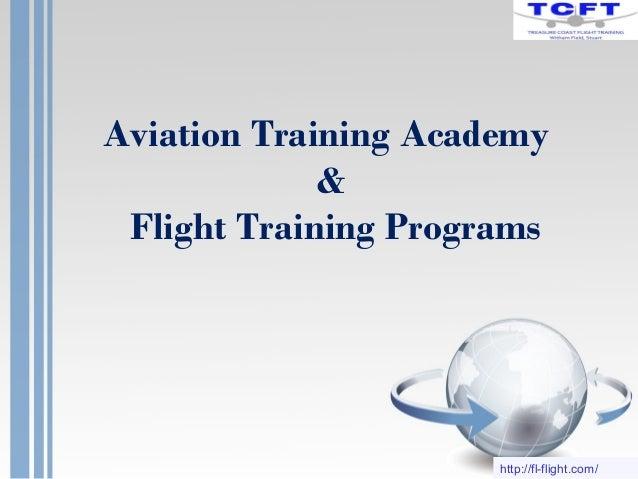 Aviation Training Academy & Flight Training Programs http://fl-flight.com/
