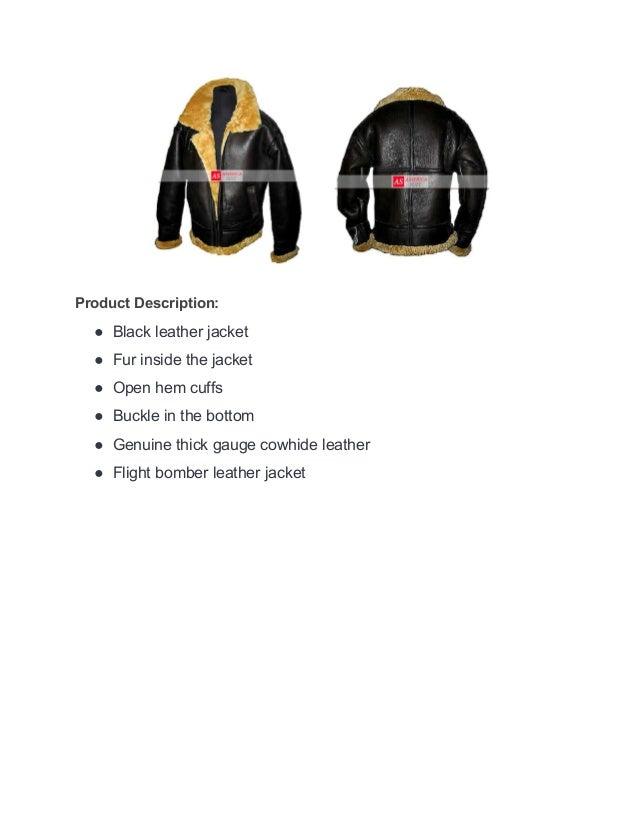 8ddaa7b2f Aviator flight pilot world war 2 leather jacket
