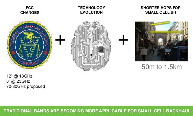 TO ACHIEVE SMALL CELL VISION, we need to pay attention to what's important…