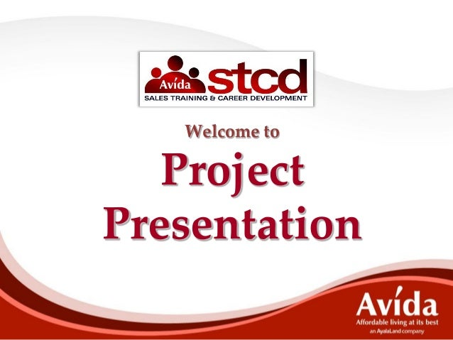 Welcome to   ProjectPresentation