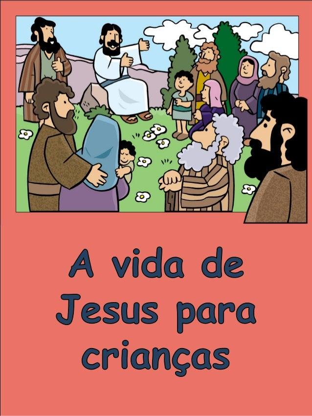 Jesus nasce na cidade de Belém O anjo Gabriel falou para a virgem Maria que ela teria um filho, Jesus. Logo antes de Jesus...