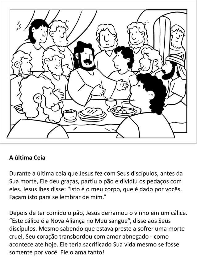 Jesus no Getsêmani Então, Jesus foi com Seus discípulos a um lugar chamado Getsêmani. Ele pediu que Seus discípulos orasse...
