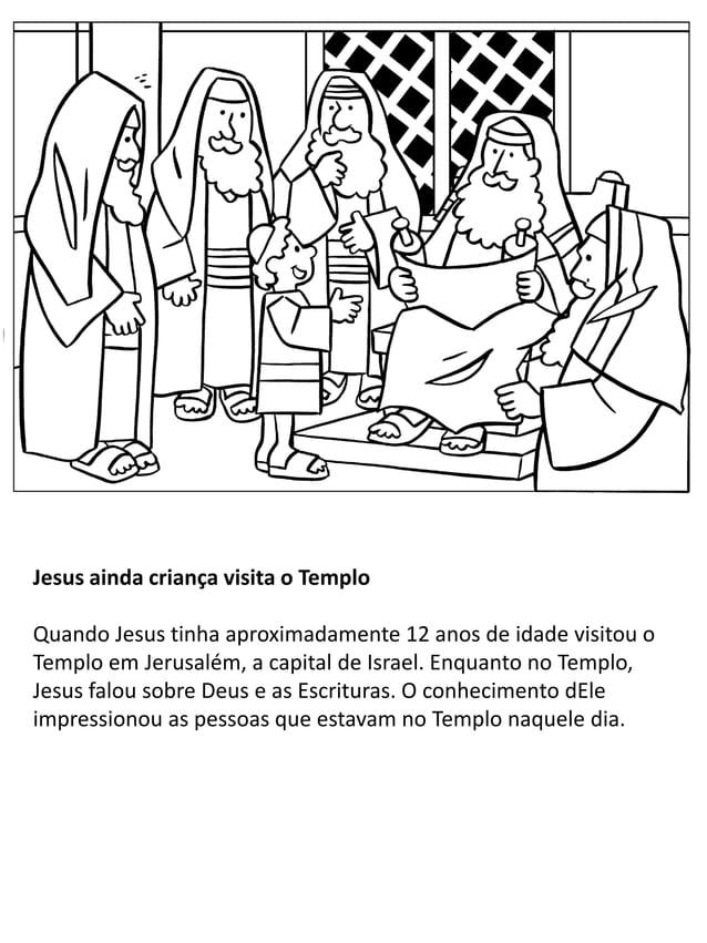 Jesus é batizado por João Batista Quando Jesus estava com quase 30 anos, estava próximo de começar Seu ministério. Mas pri...