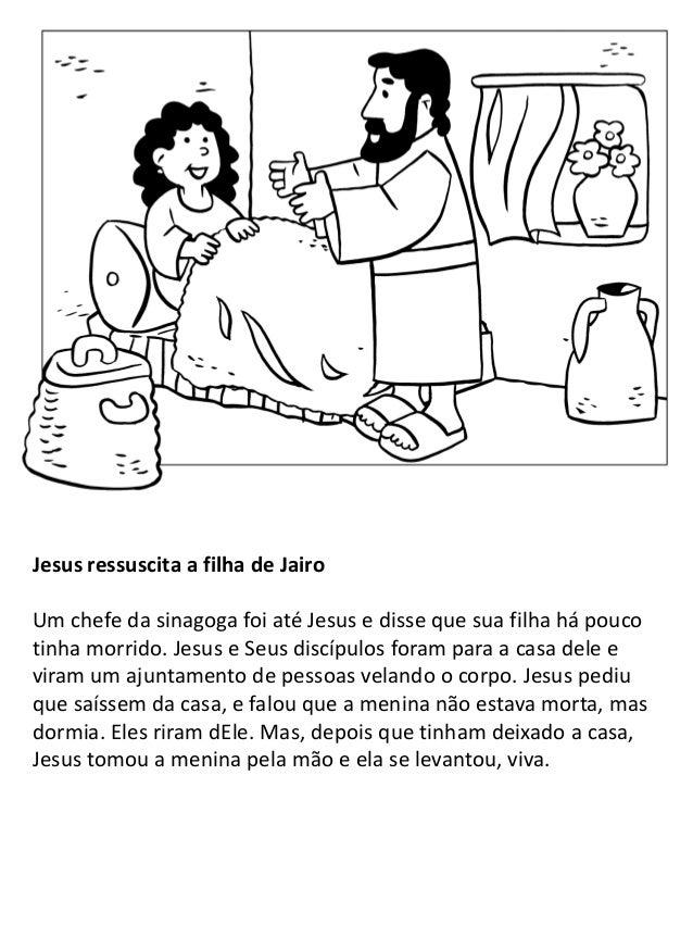 A Vida De Jesus Para Criancas Livro Para Colorir