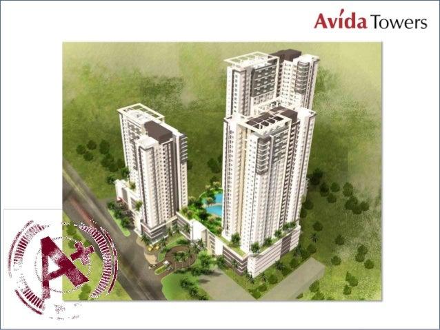 Avida Towers Prime Taft Presentation