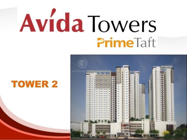 Avida Towers Prime Taft Building 2
