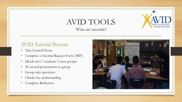 Avid Board Presentation