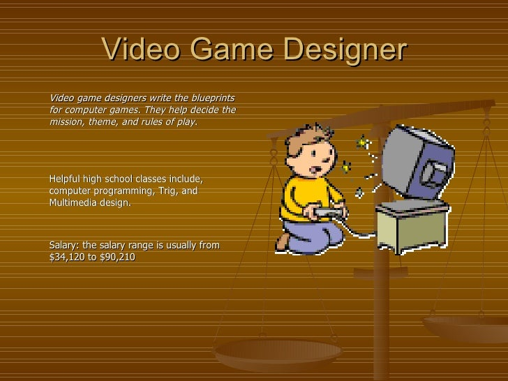 A Video Game Designers Portfolio