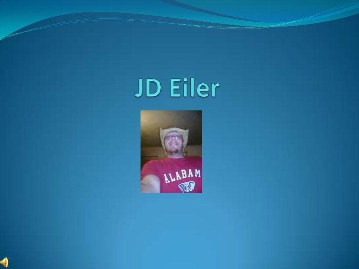 JD Eiler<br />