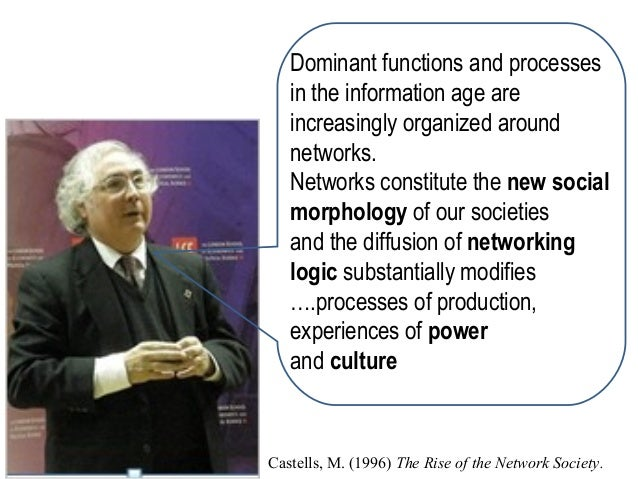In the past, social networks were more limited in different spheres. Networks were more exclusive. The Internet changed th...