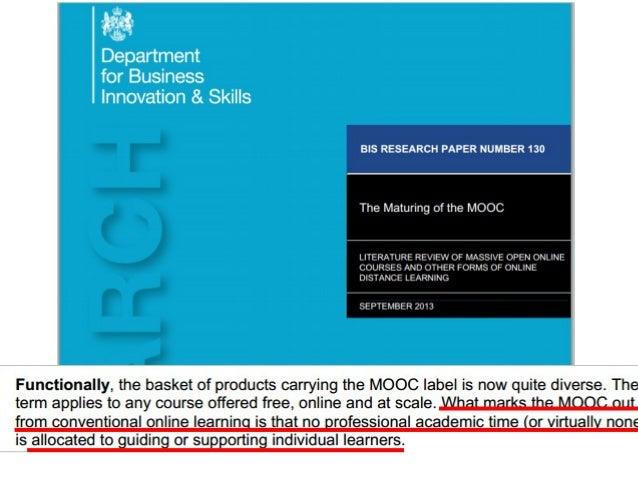 Online education: MOOCs taken by educated few, Ezekiel J. Emanuel, Nature 503, 342 (21 Nov 2013)