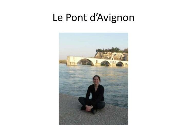 Avignon Slide 3