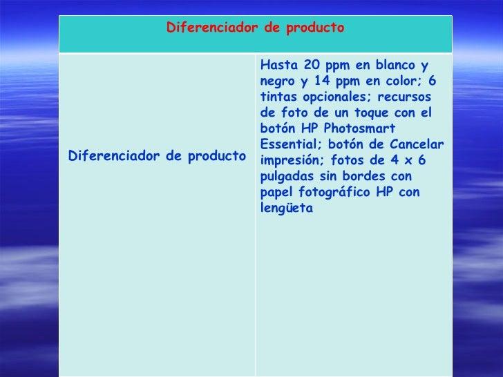 Diferenciador de producto Diferenciador de producto Hasta 20 ppm en blanco y negro y 14 ppm en color; 6 tintas opcionales;...