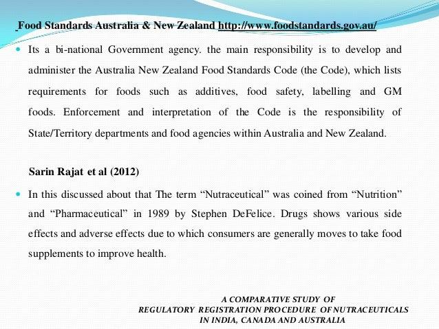 Food Standards Australia New Zealand Act  Pdf