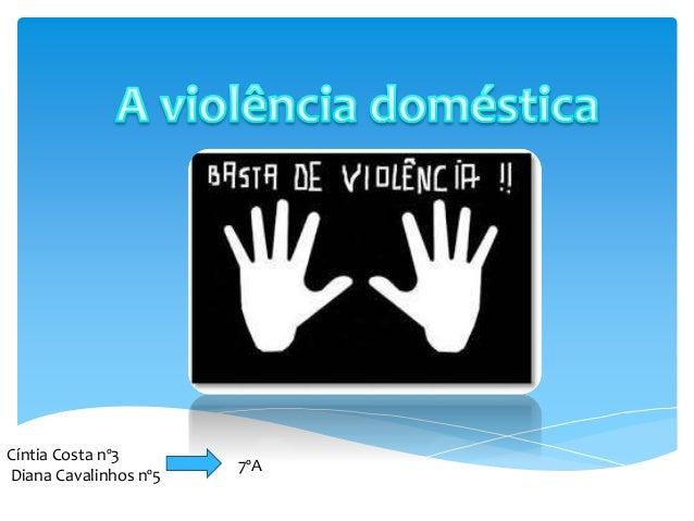 Cíntia Costa nº3 Diana Cavalinhos nº5 7ºA