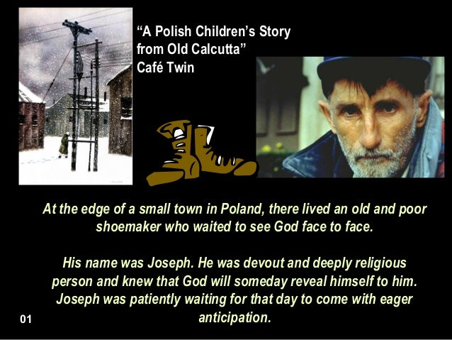 Polish children's story--Memory Of The Pale