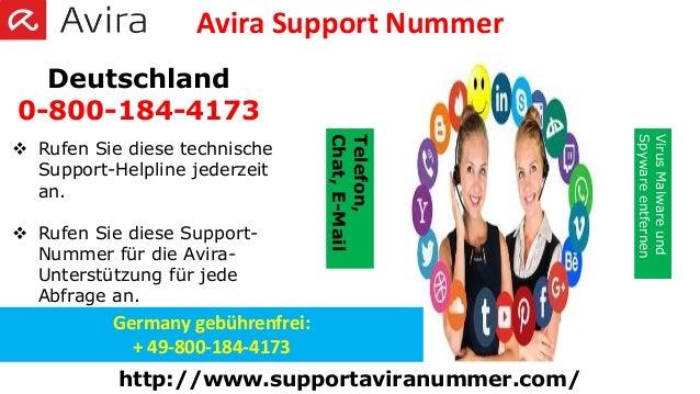 Anruf 0-800-184-4173 Avira Antivirus Support Nummer für Avira Antivirus. Slide 2