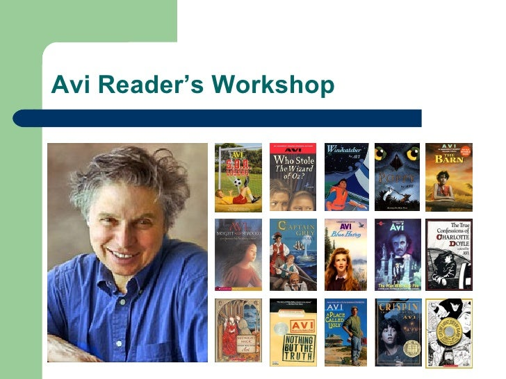 Avi Reader's Workshop
