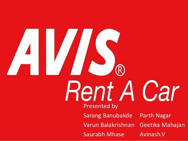 Avis Rent A Car In San Jose Airport
