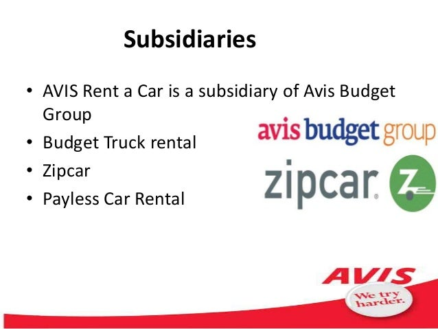 Avis Budget Group, Inc. is a leading global provider of mobility solutions, both through its Avis and Budget brands, which have more than 11, rental locations in approximately countries around the world, and through its Zipcar brand, which is the world's leading car sharing network, with more than one million members. Avis Budget Group operates most of its car rental offices in North.