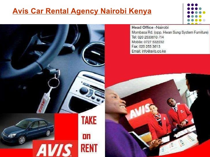 Avis Car Rental Company Launched