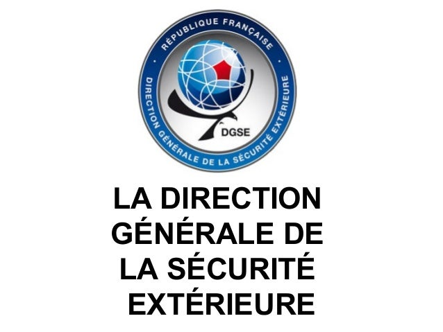Avis de recherche missing1 1 for Direction generale de la securite exterieur