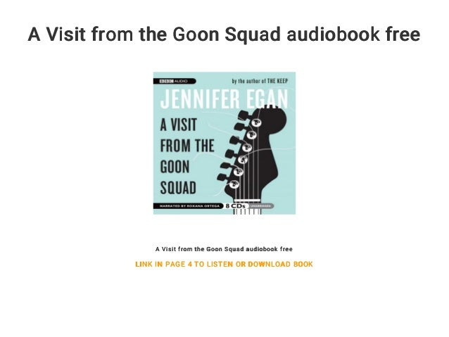 Pdf download a visit from the goon squad *full books* by jennifer.