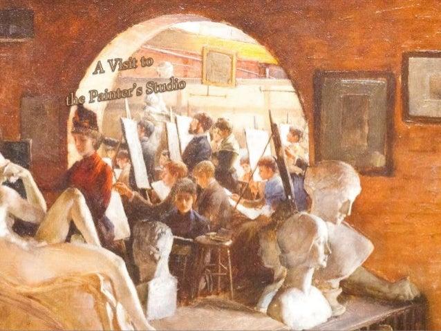 An Artist in His Studio (c.1904). John Singer Sargent (American, 1856-