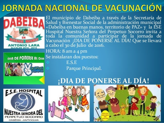 El municipio de Dabeiba a través de la Secretaría de Salud y Bienestar Social de la administración municipal «Dabeiba en b...