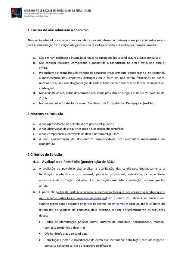 Aviso nº 4  CONTRATAÇÃO DE ESCOLA restauração Slide 3