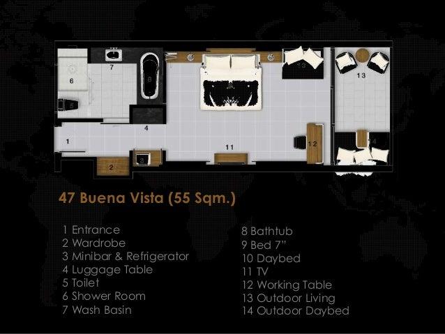Avista Hideaway Resort Spa Club Vista Room